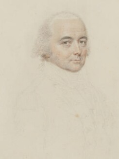 William Bligh, by John Smart - NPG 4317