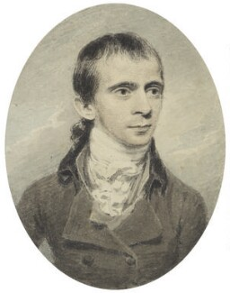 Robert Bloomfield, by Henry Edridge - NPG 2926