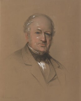 Edward Blore, by George Koberwein - NPG 3163