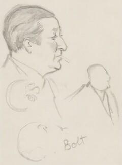 Robert Bolt, by Sir David Low - NPG 4529(43)