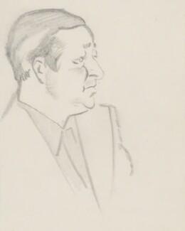 Robert Bolt, by Sir David Low - NPG 4529(44)