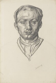 David Bomberg, by David Garshen Bomberg, 1913-1914 - NPG 4522 - © National Portrait Gallery, London