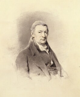 Henry Bone, by John Jackson - NPG 3155