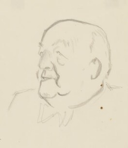 James Bone, by Sir David Low - NPG 4529(50)
