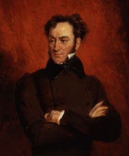 Robert Trewick Bone, by John Partridge - NPG 4233