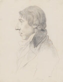 John Charles Felix Rossi, by William Daniell, after  George Dance - NPG 3089(2)