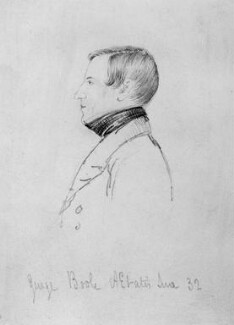 George Boole, by Unknown artist - NPG 4411