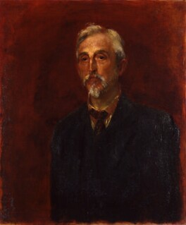 Charles Booth, by George Frederic Watts - NPG 4131