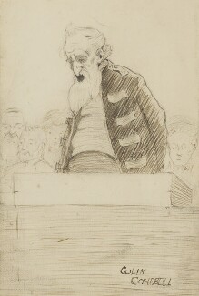 William Booth, by Colin Campbell,  - NPG 2932 - © reserved; collection National Portrait Gallery, London