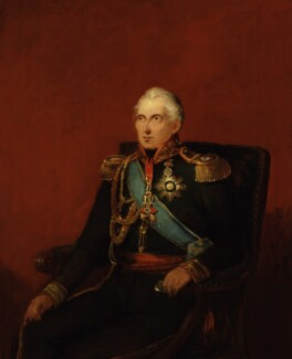 Carlo Andrea, Count Pozzo di Borgo, by William Salter, 1835-1839 - NPG 3699 - © National Portrait Gallery, London