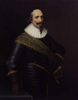 Sir John Borlase, by Michiel Jansz. van Miereveldt, 1625 - NPG 4933 - © National Portrait Gallery, London