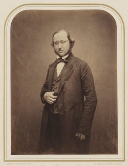 William Borrer Jr, by Maull & Polyblank - NPG P106(3)