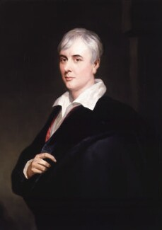 George Borrow, replica by Henry Wyndham Phillips - NPG 1841