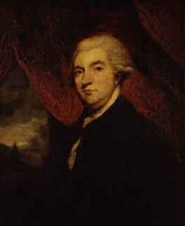 James Boswell, studio of Sir Joshua Reynolds, based on a work of circa 1785 - NPG 1675 - © National Portrait Gallery, London
