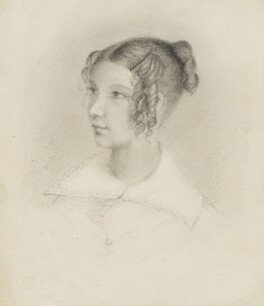 Anna Bottomley (née Thomson), by Elizabeth King (née Thomson) - NPG 1708(d)