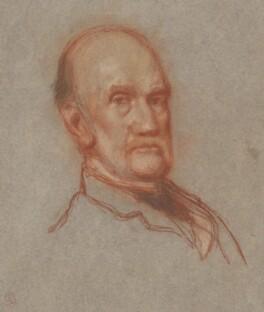 Hercules Brabazon Brabazon, by Sir William Rothenstein, circa 1895 - NPG 6687 - © National Portrait Gallery, London