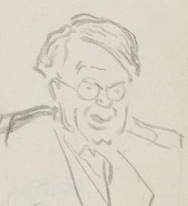 Brendan Bracken, by Sir David Low - NPG 4529(56)