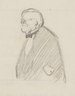 Brendan Bracken, by Sir David Low - NPG 4529(57)