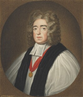Samuel Bradford, copy by George Perfect Harding, after  Unknown artist - NPG 2416