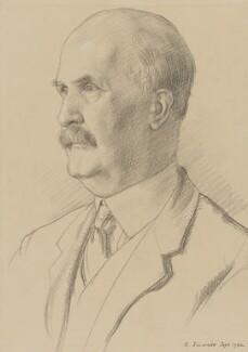 Sir William Henry Bragg, by Randolph Schwabe - NPG 3255