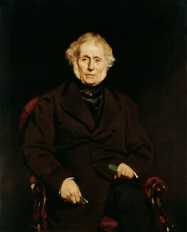 Sir David Brewster, by Sir John Watson-Gordon, 1864 - NPG 691 - © National Portrait Gallery, London