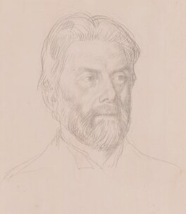 Robert Bridges, by William Strang - NPG 2773