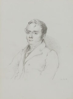 John Britton, by William Brockedon - NPG 2515(44)