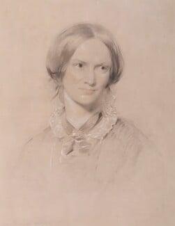 Charlotte Brontë, by George Richmond, 1850 - NPG 1452 - © National Portrait Gallery, London