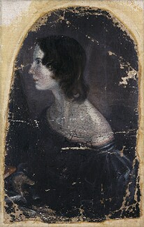 Emily Brontë, by Patrick Branwell Brontë, circa 1833 - NPG 1724 - © National Portrait Gallery, London