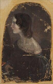 Emily Brontë, by Patrick Branwell Brontë, circa 1833 - NPG 1724 - © National Portrait Gallery, London