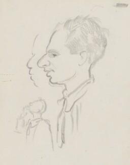Peter Brook, by Sir David Low - NPG 4529(64)