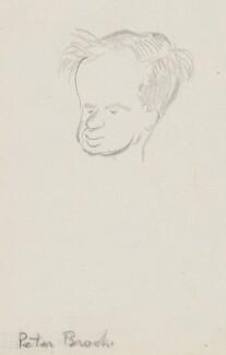 Peter Brook, by Sir David Low - NPG 4529(65)