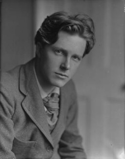 Rupert Brooke, by Sherrill Schell, April 1913 - NPG P101(f) - © reserved; collection National Portrait Gallery, London