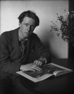 Rupert Brooke, by Sherrill Schell, April 1913 - NPG P101(g) - © reserved; collection National Portrait Gallery, London