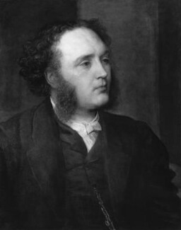 Stopford Augustus Brooke, by George Frederic Watts, 1871 - NPG 3077 - © National Portrait Gallery, London