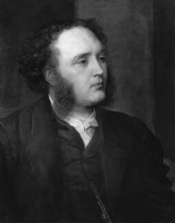 Stopford Augustus Brooke, by George Frederic Watts - NPG 3077
