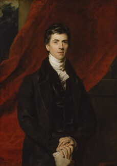 Henry Brougham, 1st Baron Brougham and Vaux, by Sir Thomas Lawrence - NPG 3136