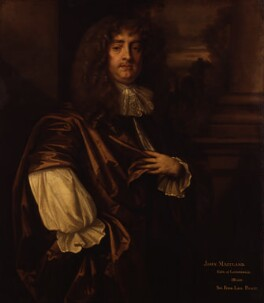 Henry Brouncker, 3rd Viscount Brouncker, after Sir Peter Lely - NPG 1590