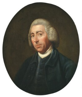 Capability Brown, after Nathaniel Dance (later Sir Nathaniel Holland, Bt), based on a work from late 1770s - NPG 1490 - © National Portrait Gallery, London