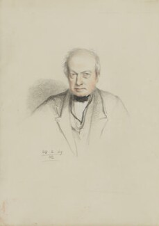 Robert Brown, by William Brockedon - NPG 2515(100)