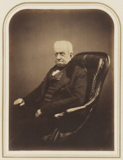 Robert Brown, by Maull & Polyblank, 1855 - NPG P120(41) - © National Portrait Gallery, London