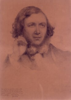 Robert Browning, by Field Talfourd, 1859 - NPG 1269 - © National Portrait Gallery, London