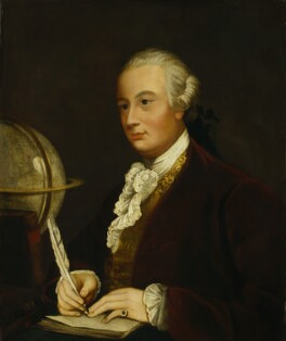 Unknown man, formerly known as James Bruce, by Unknown artist - NPG 100