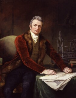 Sir Marc Isambard Brunel, by James Northcote, 1812-1813 - NPG 978 - © National Portrait Gallery, London