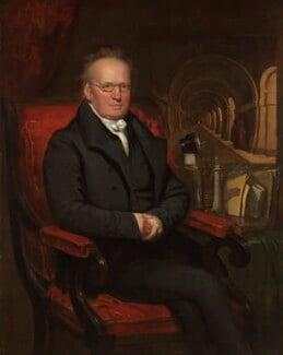 Sir Marc Isambard Brunel, by Samuel Drummond, circa 1835 - NPG 89 - © National Portrait Gallery, London