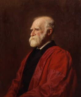 James Bryce, 1st Viscount Bryce, by Ernest Moore - NPG 1970