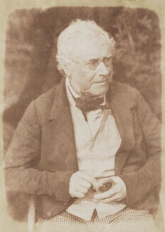 Robert Bryson, by David Octavius Hill, and  Robert Adamson - NPG P6(38)