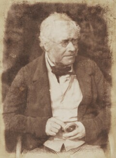 Robert Bryson, by David Octavius Hill, and  Robert Adamson - NPG P6(80)