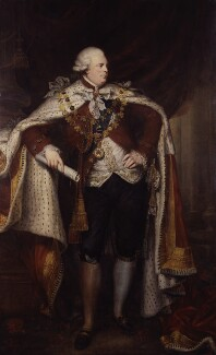 George Nugent Temple Grenville, 1st Marquess of Buckingham, by Unknown artist, circa 1787-1789 - NPG 5168 - © National Portrait Gallery, London