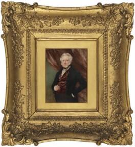 James Silk Buckingham, by Edwin Dalton Smith - NPG 5003